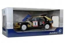 LANCIA Delta S4 Ganador Rally Asturias 1986 F. Tabaton / L. Tedeschini - Solido Escala 1:18 (S1800810)