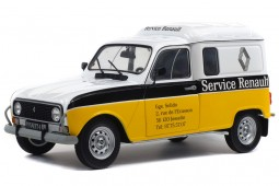RENAULT 4LF4 Service Renault 1975 - Solido Scale 1:18 (S1802202)