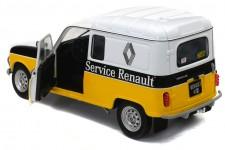 RENAULT 4LF4 Servicio Renault 1975 - Solido Escala 1:18 (S1802202)