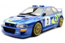 SUBARU Impreza S4 WRC Winner Rally Portugal 1998 - Top Marques Scale 1:18 (TOP40D)