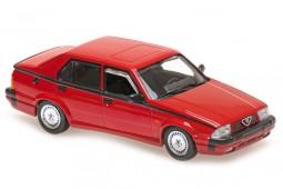ALFA ROMEO 75 V6 3.0 America 1987 - Minichamps Escala 1:43 (940120461)