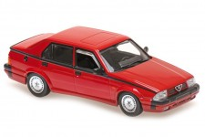 ALFA ROMEO 75 V6 3.0 America 1987 - Minichamps Scale 1:43 (940120461)