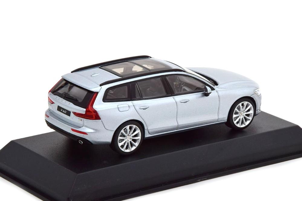 Volvo v60 1:43 marrón