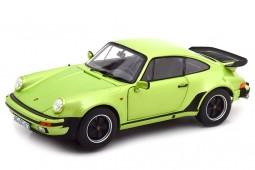 PORSCHE 911 Turbo 3.3 1978 Metallic Green - Norev Scale 1:18 (187577)