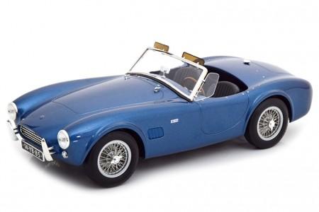 AC COBRA  289 Spider 1963 Azul Metalico - Norev Escala 1:18 (182753)