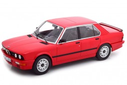 BMW M535i (E28) 1986 Red - Norev Escala 1:18 (183262)