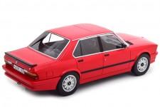 BMW M535i (E28) 1986 Rojo - Norev Escala 1:18 (183262)