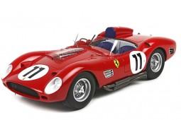FERRARI 250 TR60 3.0L Ganador 24h Le Mans 1960 P. Frere / O. Gendebein - BBR Models Escala 1:18 (BBRC1805)