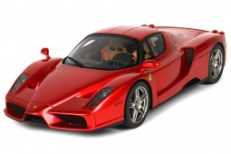 FERRARI Enzo F1 2007 Rojo Metalico - BBR Models Escala 1:18 (P18134B)