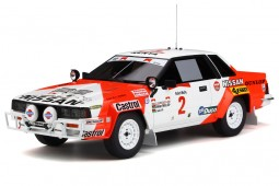 NISSAN 240 RS Safari Rally 1984 S. Mehta / R. Combes - OttoMobile Escala 1:18 (OT765)