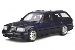 MERCEDES-Benz S124 AMG E36 Ph3 1995 Dark blue - OttoMobile Scale 1:18  (OT753)