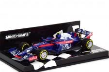 TORO ROSSO STR14 Formula 1 2019 Alexander Albon - Minichamps Escala 1:43 (417190023)