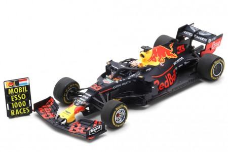 RED BULL Racing RB15 Honda Formula 1 GP China 2019 Max Verstappen - Spark Escala 1:43 (s6078)