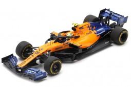 McLaren Renault MCL34 GP Formula 1 Australia Lando Norris - Spark Escala 1:43 (s6081)