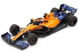 McLaren Renault MCL34 GP Formula 1 Australia 2019 Carlos Sainz - Spark Escala 1:43 (s6082)