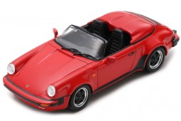 PORSCHE 911 3.2 Speedster Turbo-Look 1989 - Spark Models Scale 1:43 (s4471)