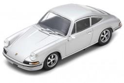 PORSCHE 911 2.4 1973 Silver - Spark Models Scale 1:43 (SDC016)