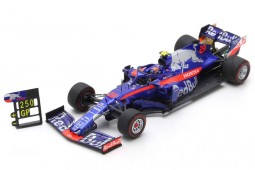 TORO ROSSO STR14 GP Formula 1 China 2019 D. Kvyat - Spark Scale 1:43 (s6080)