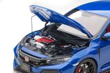 HONDA Civic Type R FK8 2017 - AutoArt Escala 1:18 (73269)