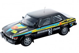 SAAB 99 Turbo Winner Rally Sweden 1979 Blomqvist / Cederberg - Tecnomodel Scale 1:18 (TM18-91A)
