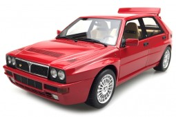 LANCIA Delta Integrale Evolution II 1992 Rojo - LS Collectibles Escala 1:18 (LS034C)