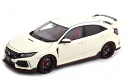 HONDA Civic Type R (FK8) 2017 Blanco - AutoArt Escala 1:18 (73266)
