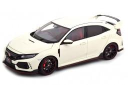 HONDA Civic Type R (FK8) 2017 White - AutoArt Scale 1:18 (73266)