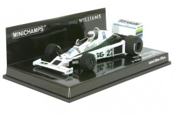 WILLIAMS FW06 Ford 3rd GP Formula 1 USA West 1979 A. Jones - Minichamps Scale 1:43 (410790027)