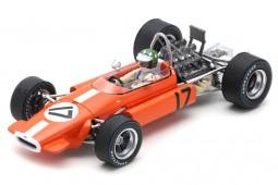 BRABHAM BT24 Formula 1 1969 Silvio Moser - Spark Models Scale 1:43 (s5267)