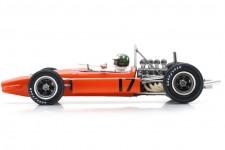 BRABHAM BT24 Formula 1 1969 Silvio Moser - Spark Models Escala 1:43 (s5267)
