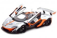 McLaren P1 GTR Concept 2015 - Almost Real Escala 1:18 (ALM840101)