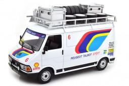 CITROEN C35 Peugeot Talbot Sport 1985 - Ixo Models Escala 1:18 (18RMC019)