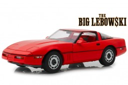 "CHEVROLET CORVETTE C4 1985 ""The Big Lebowski (1998)"" - Greenlight Scale 1:18 (13533)"