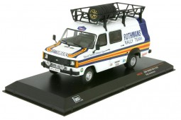 FORD Transit MKII Rally Assistance 1979 - Ixo Models Scale 1:43 (RAC270X)
