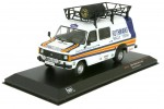 FORD Transit MKII Asistencia Rally 1979 - Ixo Models Escala 1:43 (RAC270X)