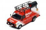 FORD Transit MKII Rally Assistance 1979 - Ixo Models Scale 1:43 (RAC271X)