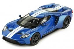 FORD GT 2017 Azul - Ixo Models Scale 1:43 (MOC205)