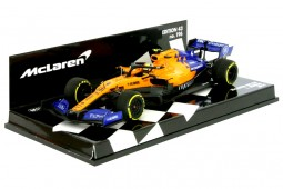 McLaren MCL34 Formula 1 2019 Lando Norris - Minichamps Escala 1:43 (537194304)