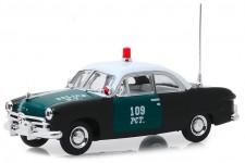 FORD NYPD 1949 - Greenlight Escala 1:43 (86165)