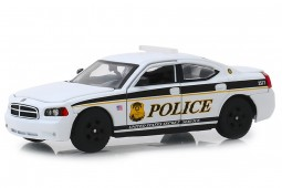 DODGE Charger Servicio Secreto Policia USA 2006 - Greenlight Escala 1:43 (86171)