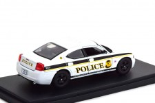 DODGE Charger Servicio Secreto Policia USA 2006 - Greenlight Escala 1:43 (86171)