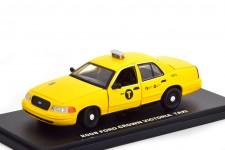 "FORD Crown Victoria Taxi 2008 ""John Wick 2 (2017)"" - Greenlight Escala 1:43 (86561)"