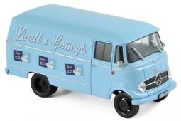MERCEDES-Benz L319 Lindt & Sprungli 1957 - Norev Escala 1:43 (351149)
