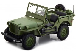 JEEP Willys 1942 - Norev Escala 1:18 (189013)