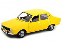 RENAULT 12 TS 1973 Yellow - Norev Scale 1:18 (185212)