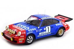 PORSCHE 911 Carrera RS Gr.4 Rally Monte Carlo 1979 J.P. Nicolas / J. Todt - Ixo Scale 1:18 (18RMC026)