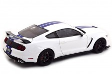 FORD MUSTANG Shelby GT350R 2017 - AutoArt Escala 1:18 (72931)
