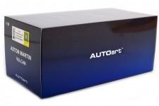 ASTON MARTIN Vulcan 2015 Blanco - AutoArt Scale 1:18 (70261)