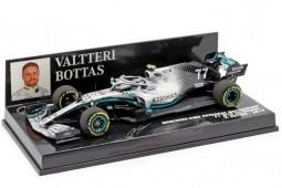 MERCEDES-AMGO F1 W10 Formula 1 2019 V. Bottas - Minichamps Escala 1:43 (410190077)