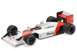 McLaren MP4/4 Circuit de Catalunya 2015 F. Alonso - Incluye Calcas - Minichamps Escala 1:18 (530881814)